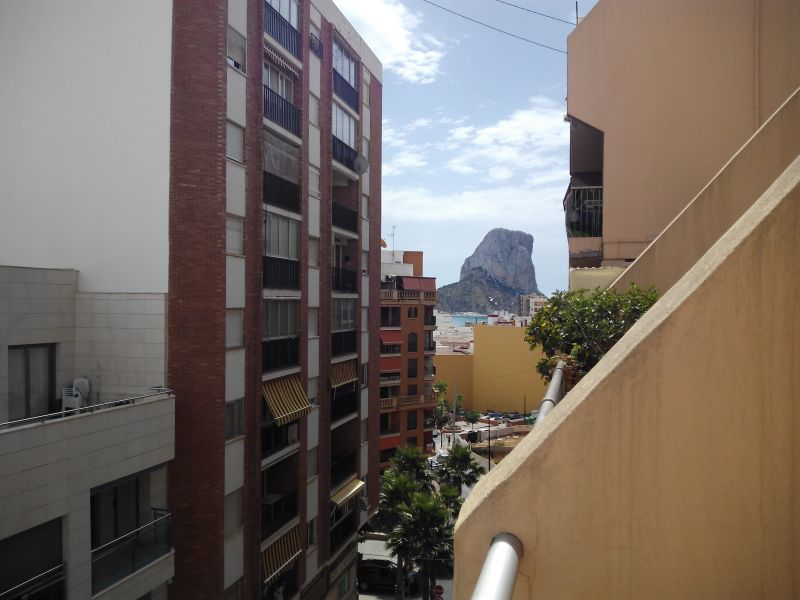 Two bedroom penthouse for sale in Calpe - Alicante