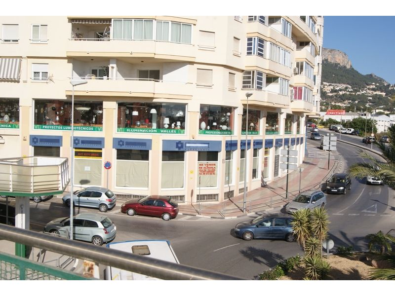Se vende local en Calpe - Alicante