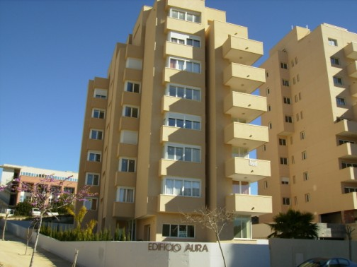 Luxury 3 bedrooms apartment in Calpe