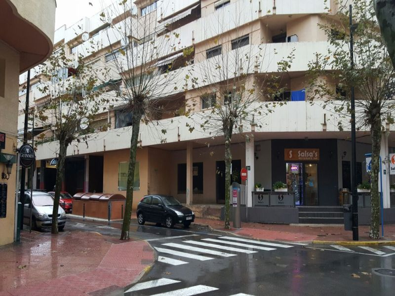 Commercial premises for sale in Calpe - Alicante