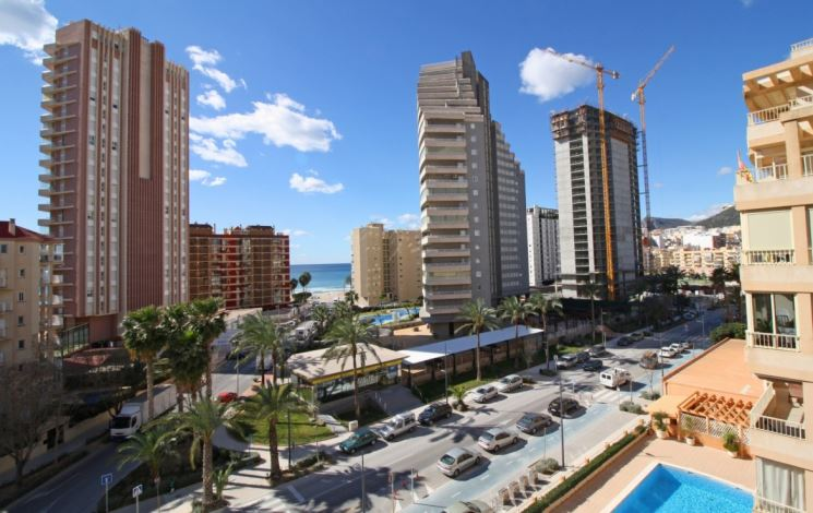 2 bedrooms apartment in Calpe - Alicante