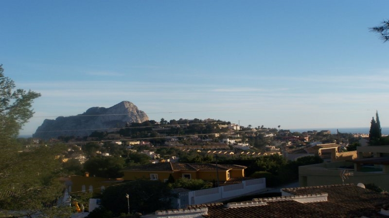 Building site for sale in Calpe - Costa Blanca